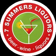 7 Summers Liquors - Logo